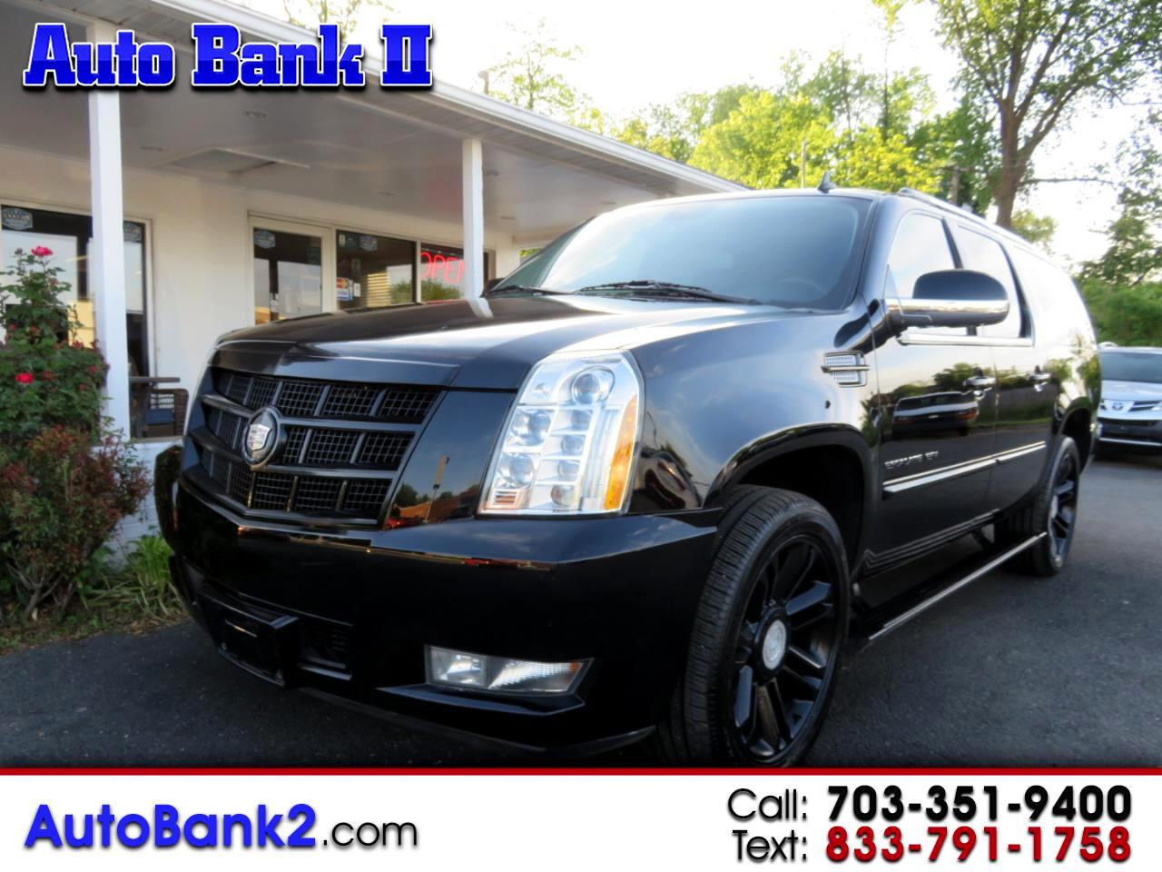 Cadillac Escalade ESV AWD Premium 2012