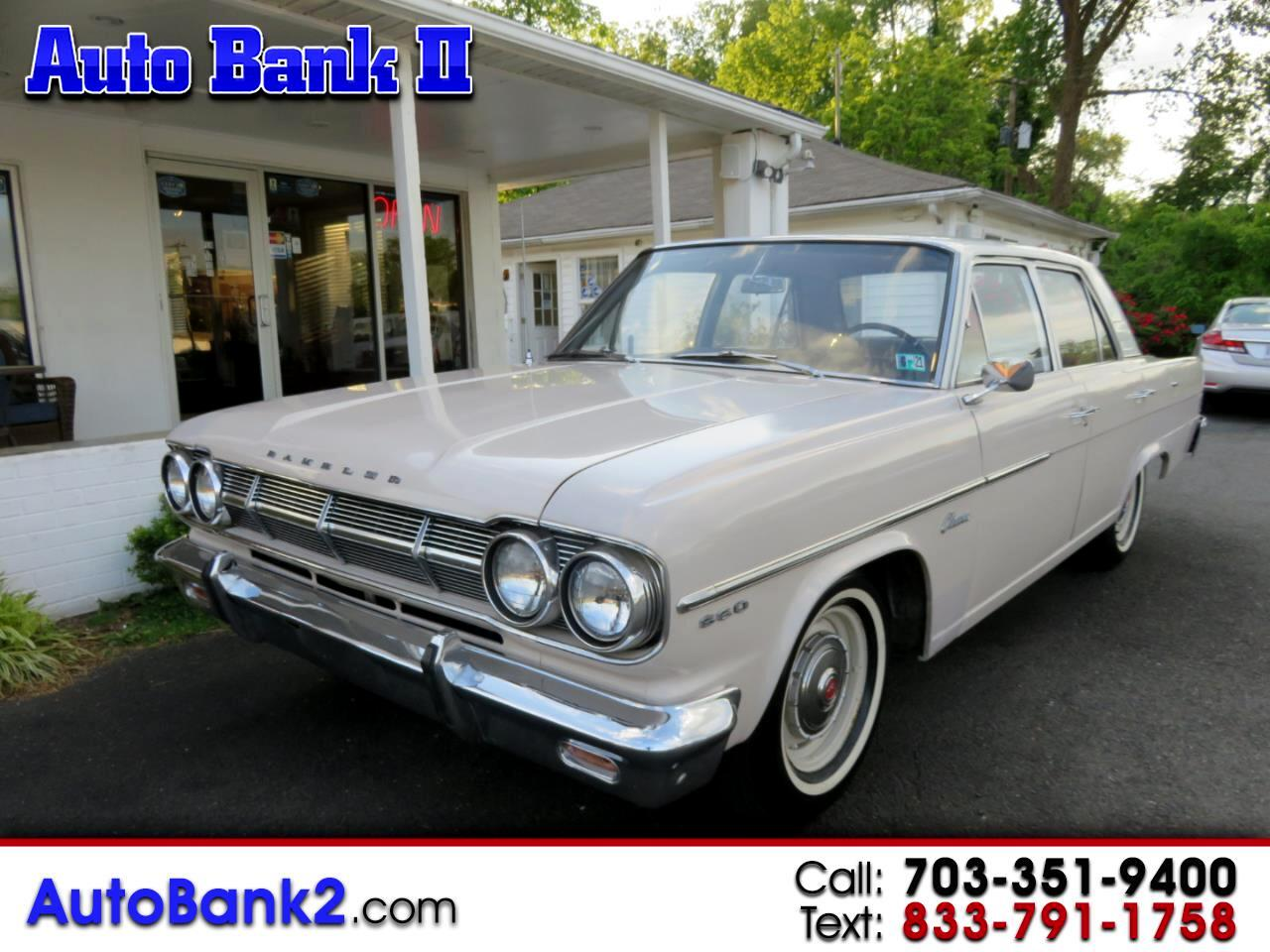 Rambler American  1965