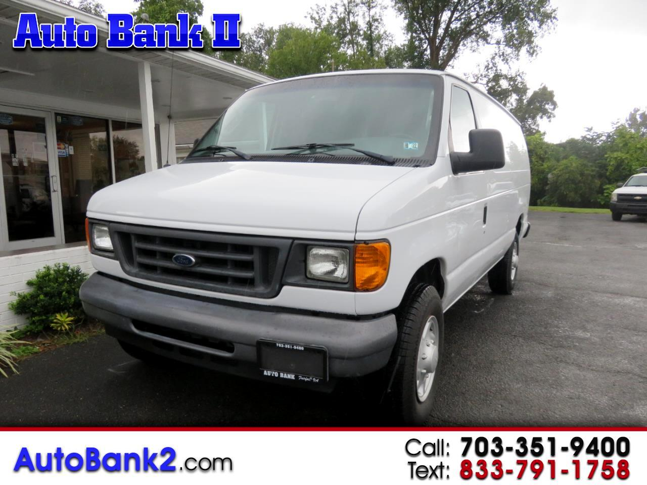 Ford Econoline E350 Super Duty Extended 2007