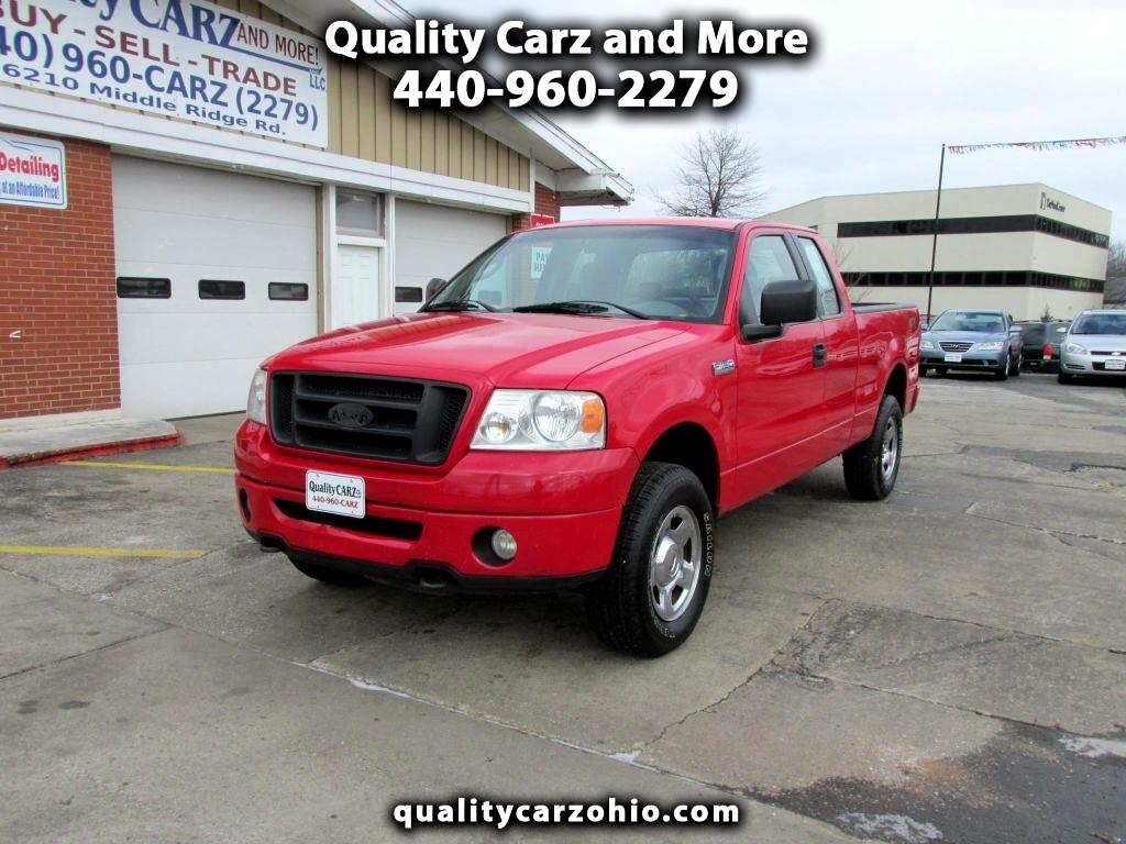 Ford F-150 FX4 SuperCab 2007