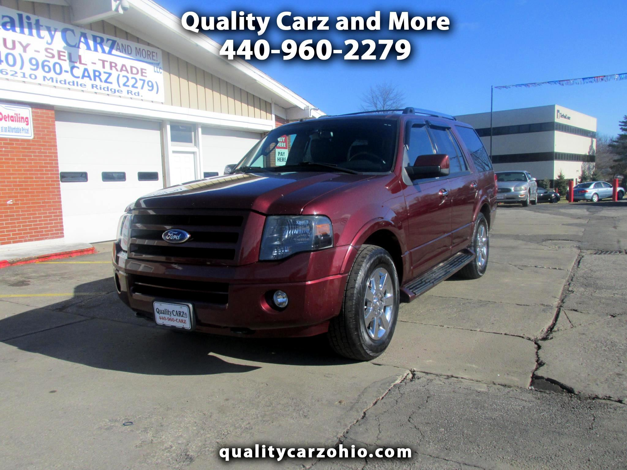 2009 Ford Expedition Limited 4WD