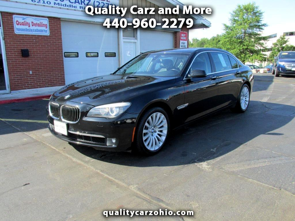 BMW 7-Series 750Li xDrive 2011