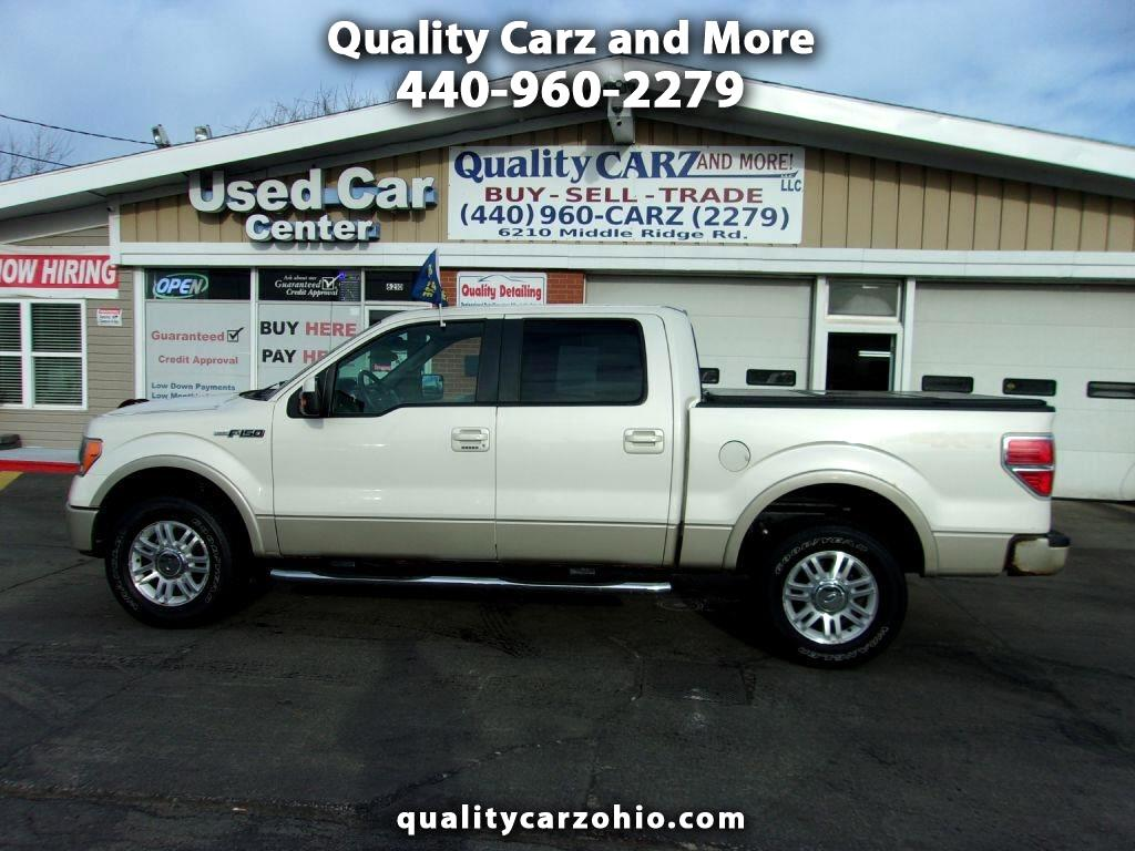 Ford F-150 XL SuperCrew 6.5-ft. Bed 4WD 2009