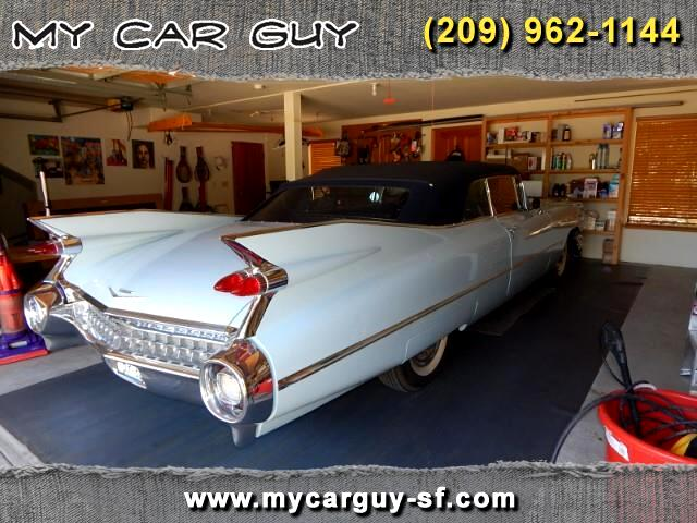 1959 Cadillac Series 62 Convertible