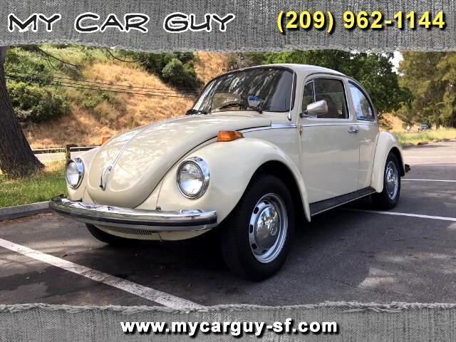 1973 Volkswagen Super Beetle 2-door Sedan