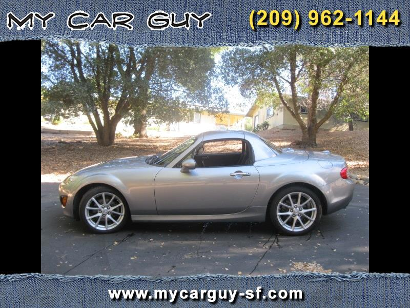 Mazda MX-5 Miata Grand Touring PRHT 2009