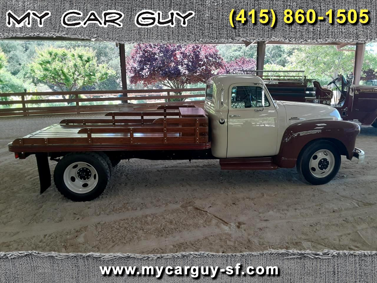 Chevrolet 6400 Series   1953