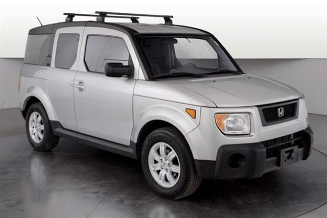 2006 Honda Element EX-P 2WD AT