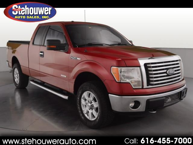 2011 Ford 150 XLT SuperCab 8-ft. Bed 4WD