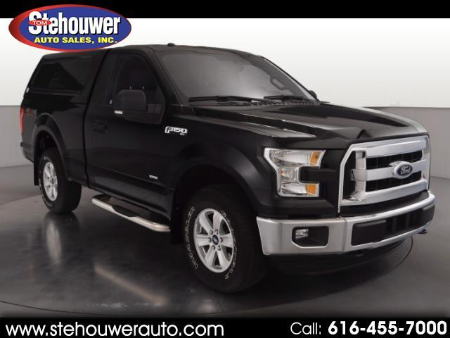 2016 Ford 150 XLT 8-ft. Bed 2WD