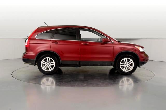 2010 Honda CR-V EX-L 4WD 5-Speed AT