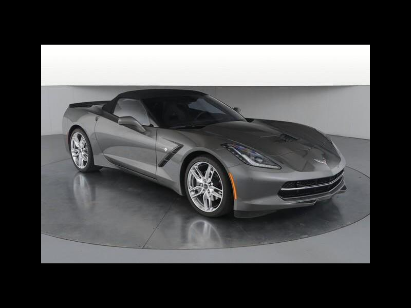 2016 Chevrolet Corvette 2LT Convertible