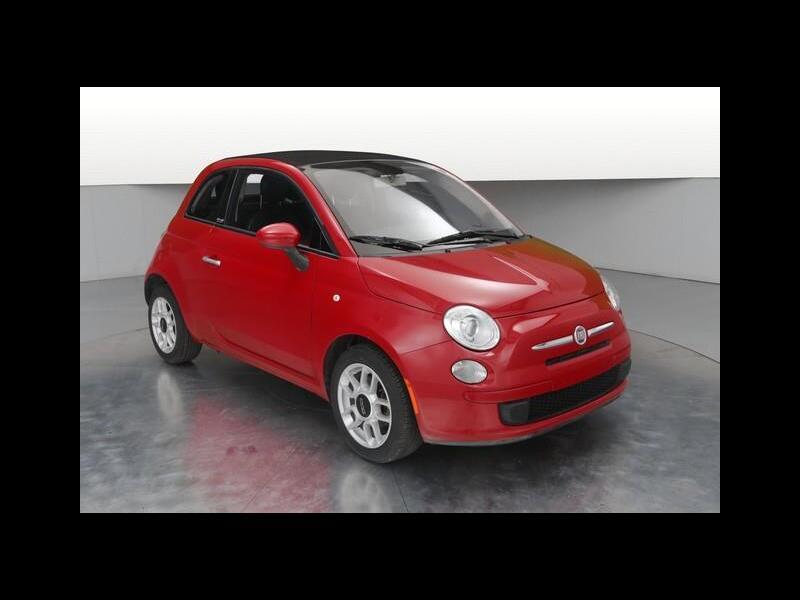 2012 Fiat 500 C Pop