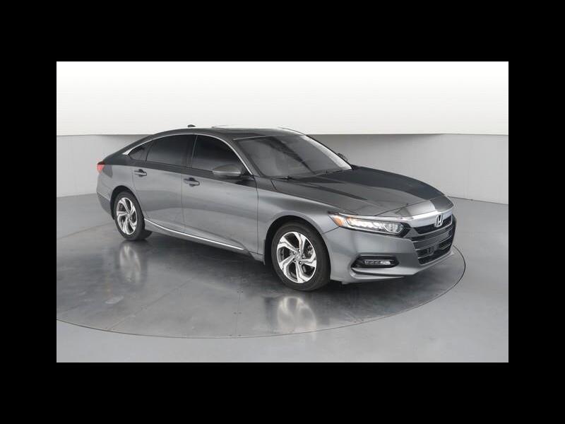 2018 Honda Accord EX-Lw/Navigation CVT