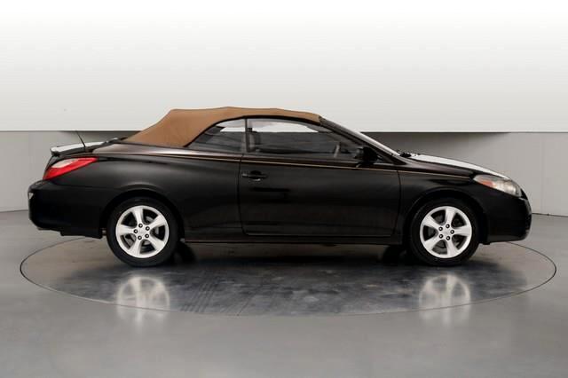 2008 Toyota Camry Solara SE Convertible