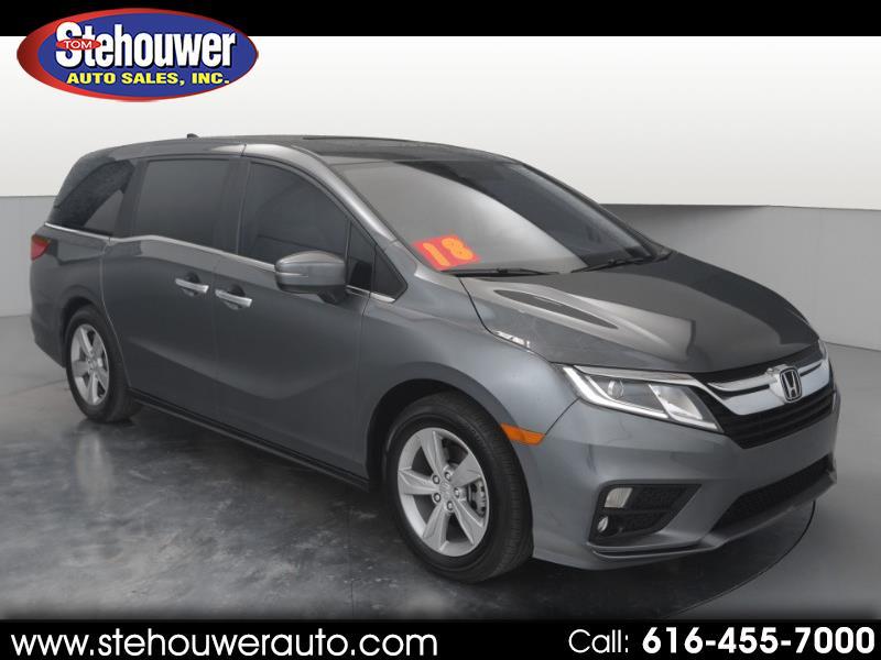 2018 Honda Odyssey EXR