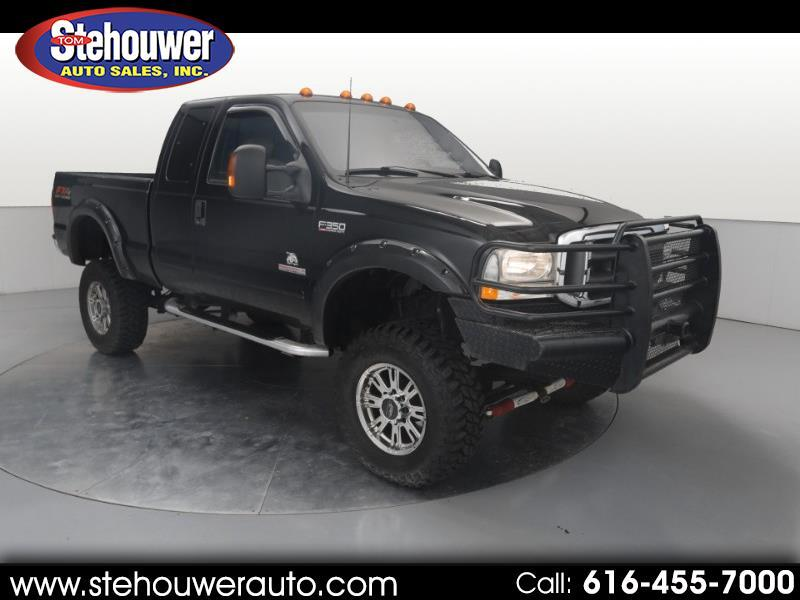 2003 Ford F-350 SD Lariat SuperCab 4WD