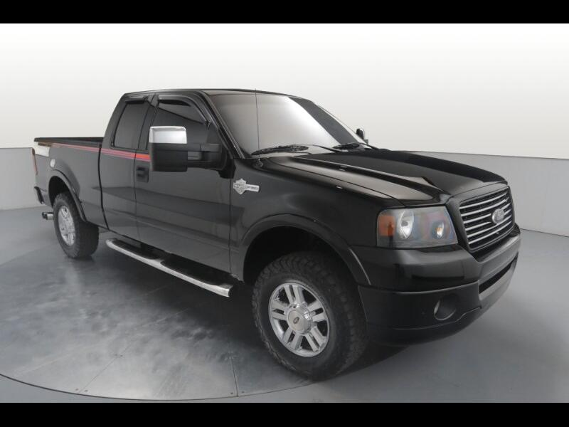 2006 Ford 150 FX4 SuperCab 5.5-ft Box