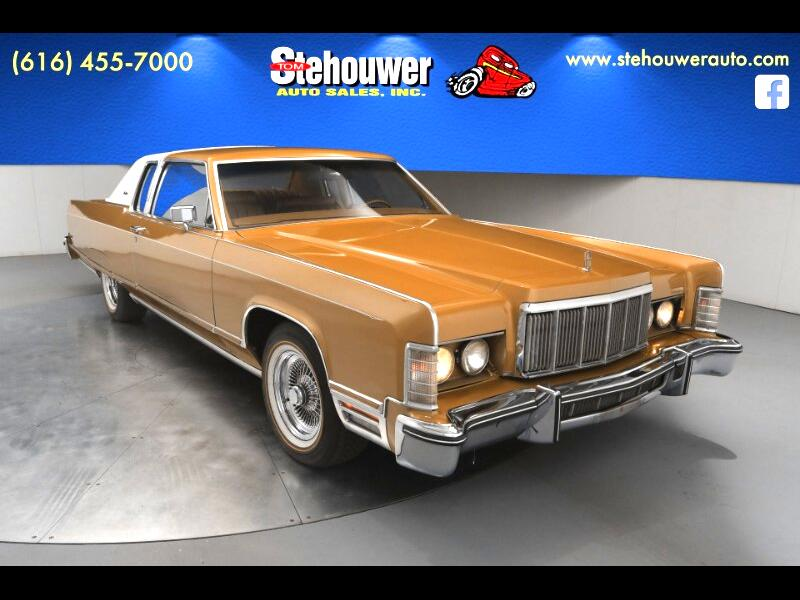 1976 Lincoln Town Coupe