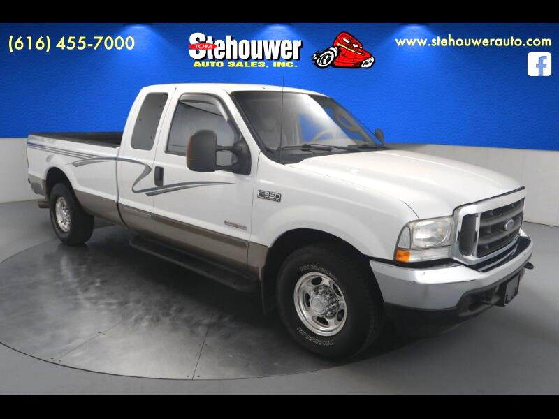 2003 Ford F-350 SD Lariat SuperCab Long Bed 2WD