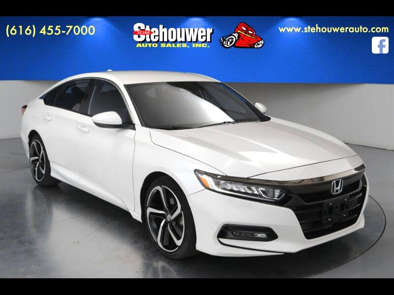2018 Honda Accord Sport CVT
