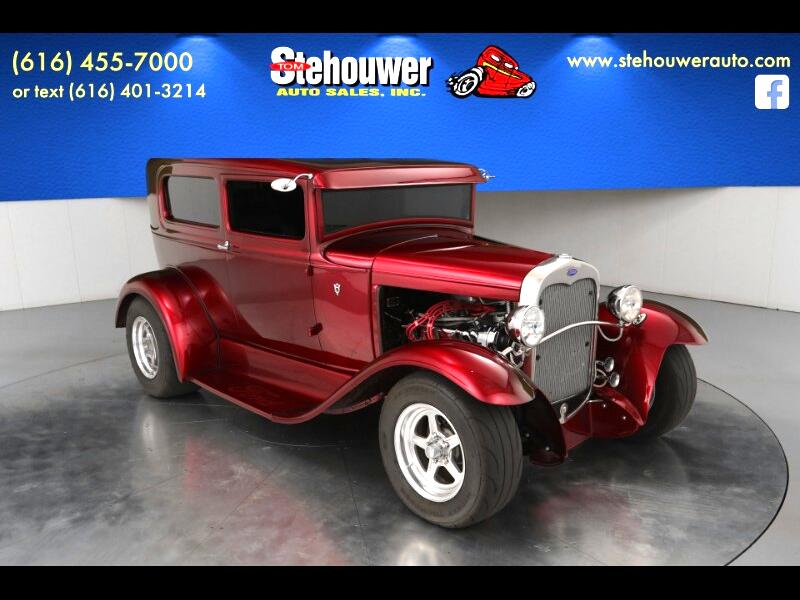 1930 Ford Model A Two Door
