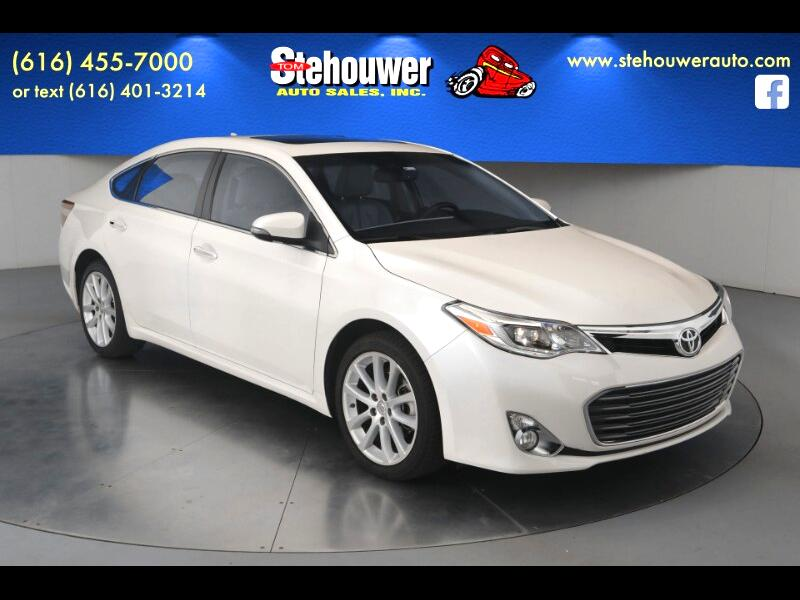 Toyota Grand Rapids >> Used 2013 Toyota Avalon Limited For Sale In Grand Rapids Mi