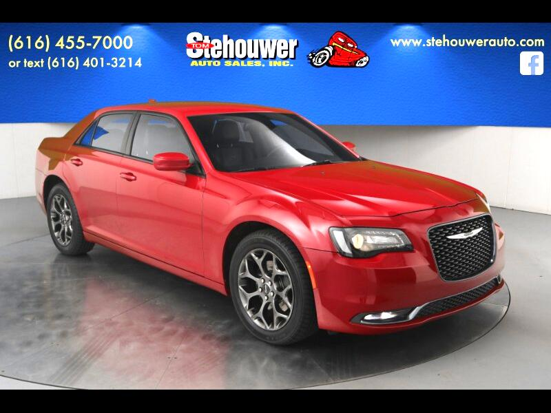 2015 Chrysler 300 S-V6 AWD