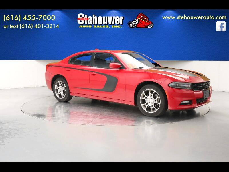2015 Dodge Charger SXT PLUS AWD
