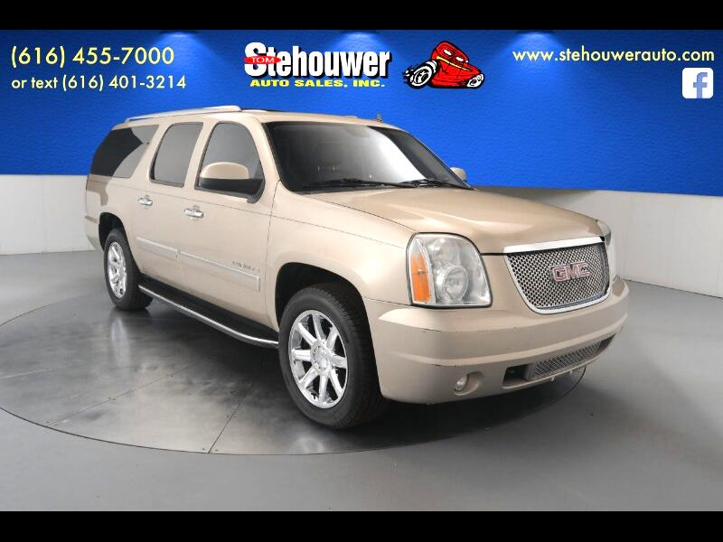 2009 GMC Yukon XL Denali BASE