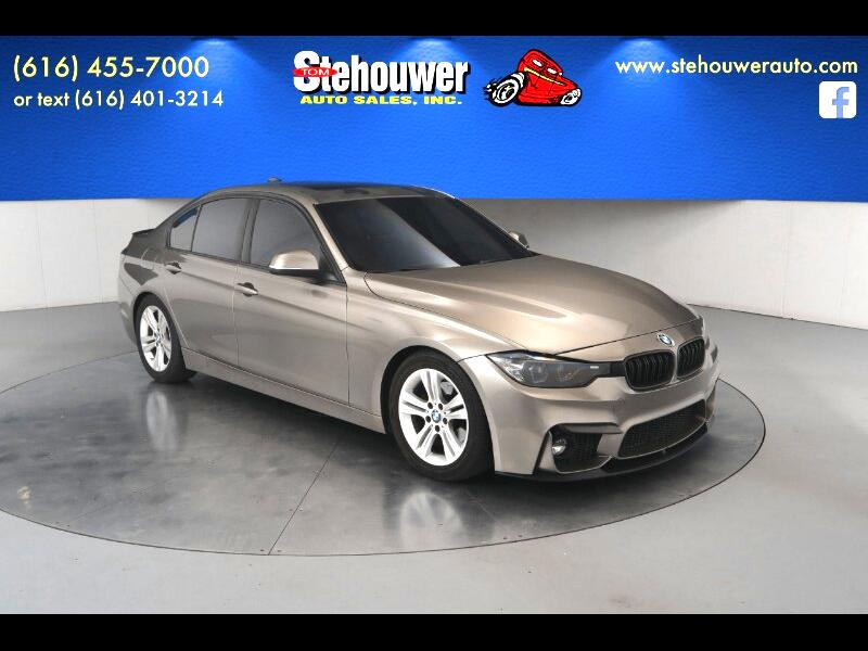 2016 BMW 3-Series BASE SULEV