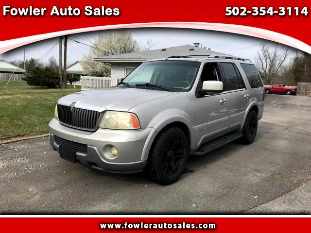 2003 Lincoln Navigator Luxury 4WD