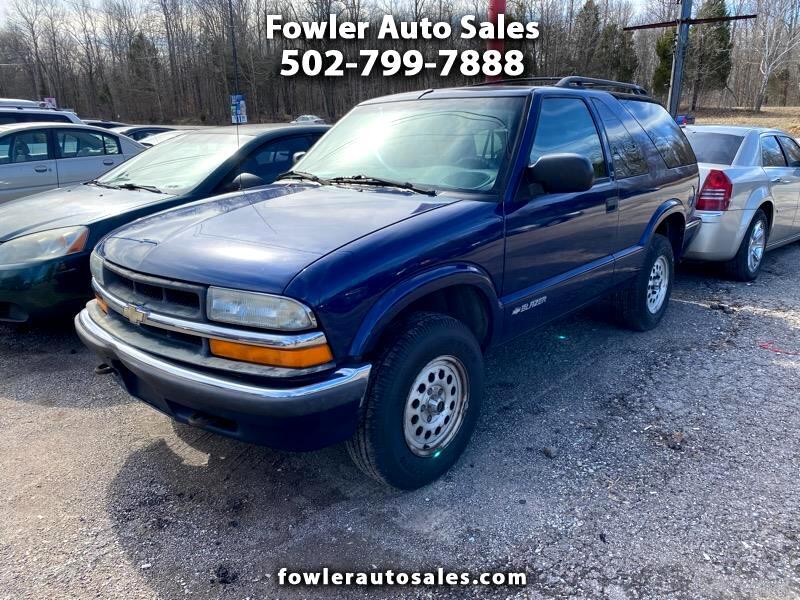 Chevrolet Blazer LS 2-Door 4WD 2001