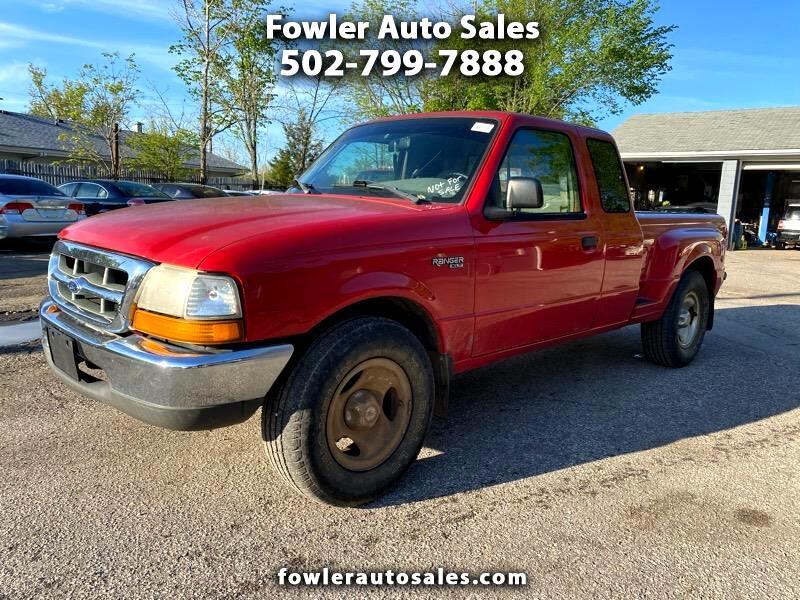 Ford Ranger XL SuperCab 2WD 2000