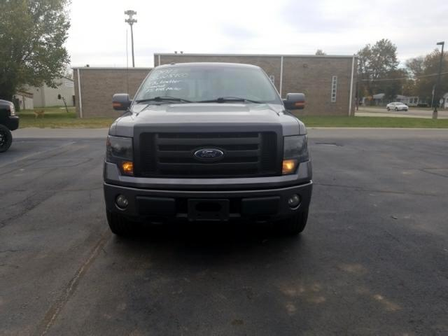 "2013 Ford F-150 SuperCrew 139"" FX4 4WD"