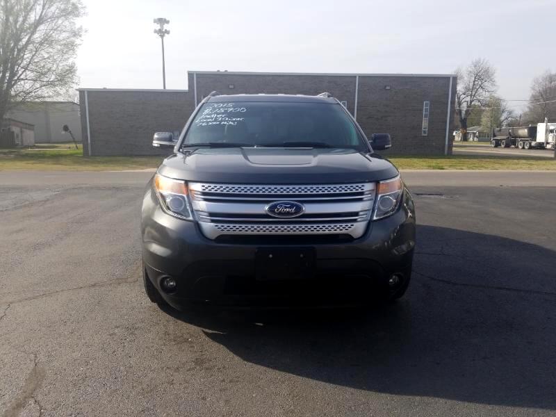 2015 Ford Explorer XLT FWD
