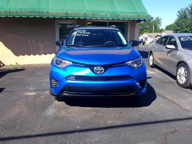 2016 Toyota RAV4 LE FWD