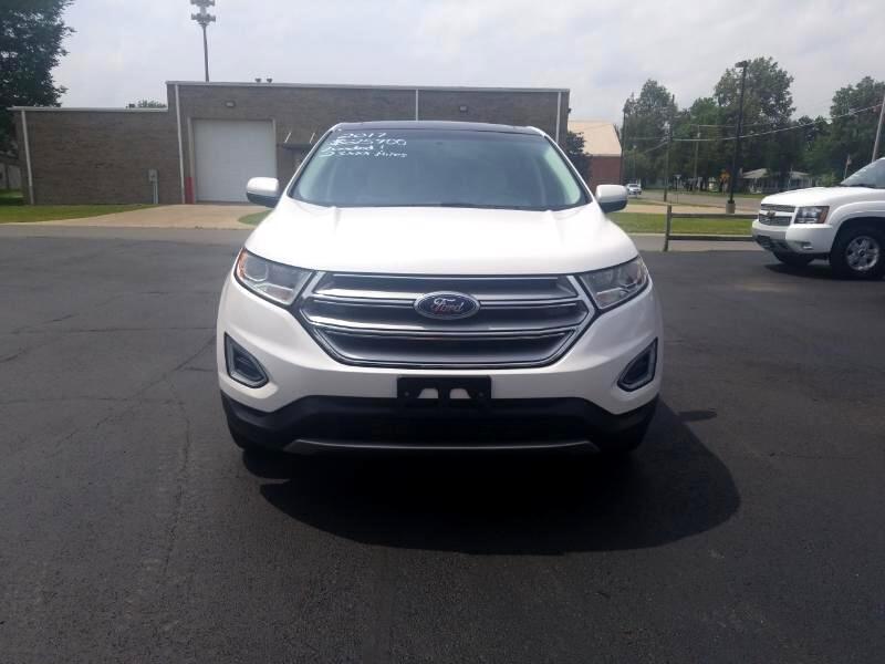 Ford Edge Titanium AWD 2017