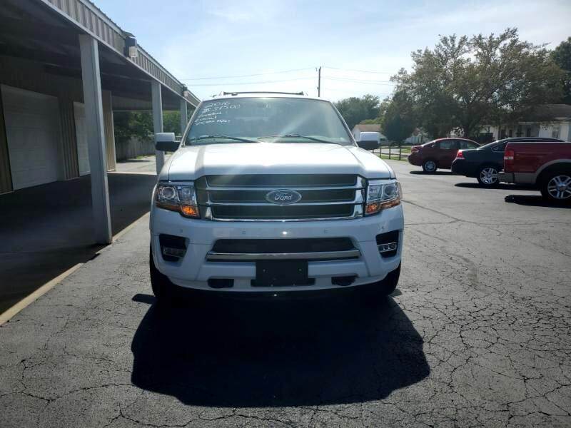 2016 Ford Expedition 4dr Limited 4WD