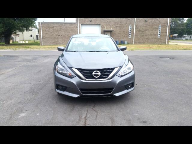 2017 Nissan Altima 2.5 SV