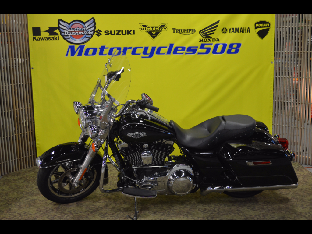 2016 Harley-Davidson Road King FLHR