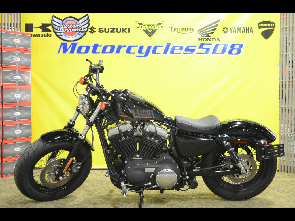 2013 Harley-Davidson Sportster Forty Eight XL1200X