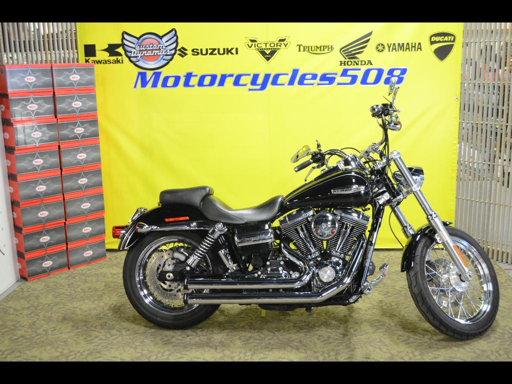 2010 Harley-Davidson Dyna Super Glide Custom FXDC
