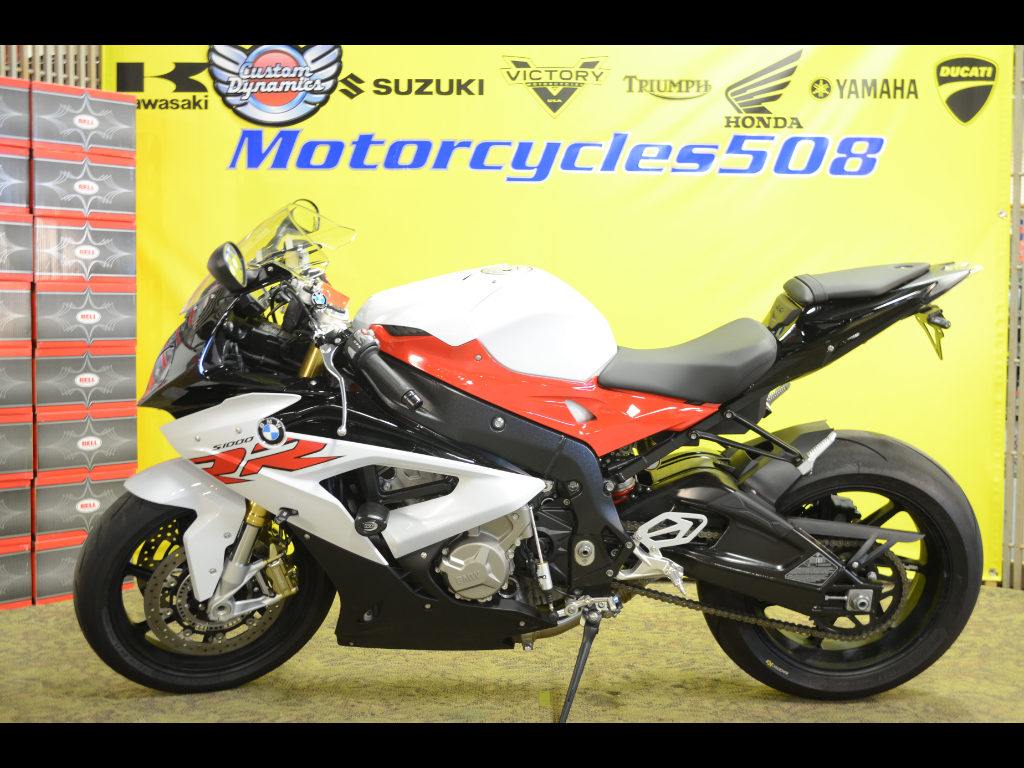 2017 BMW S1000RR Premium Package