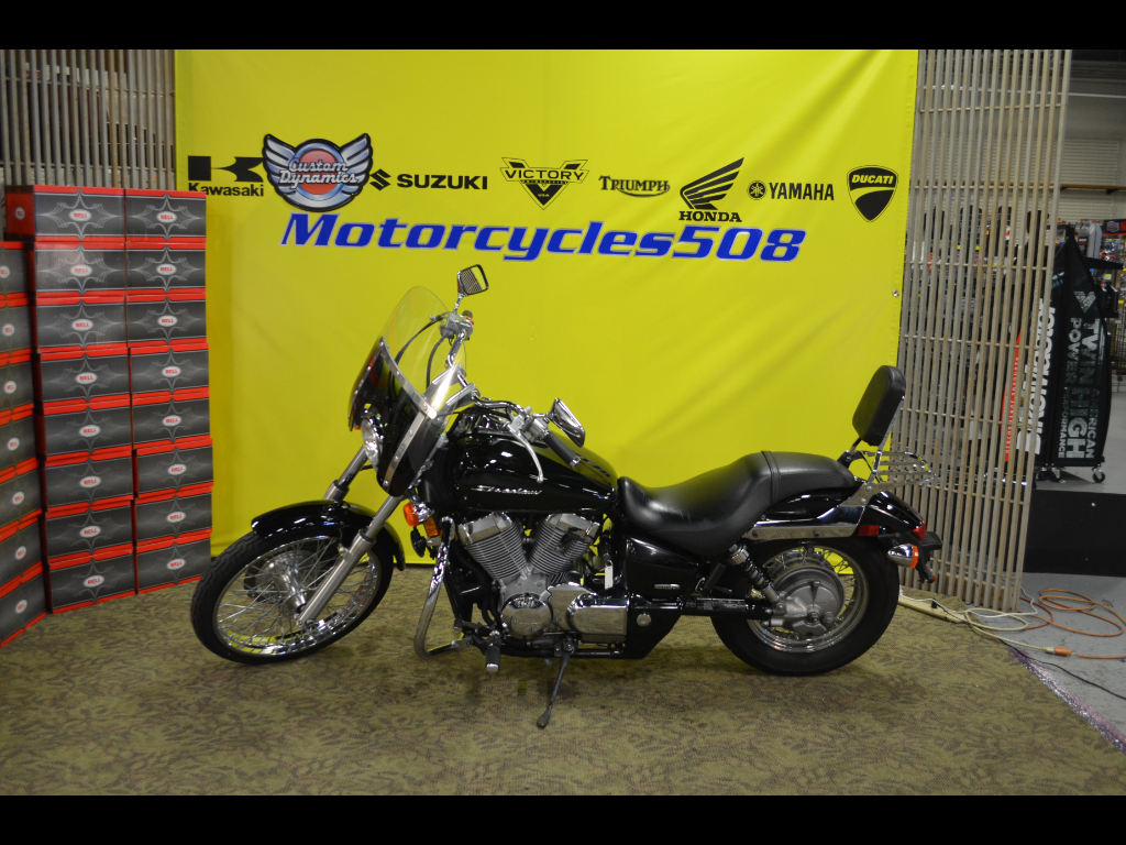 2012 Honda Shadow Spirit VT750