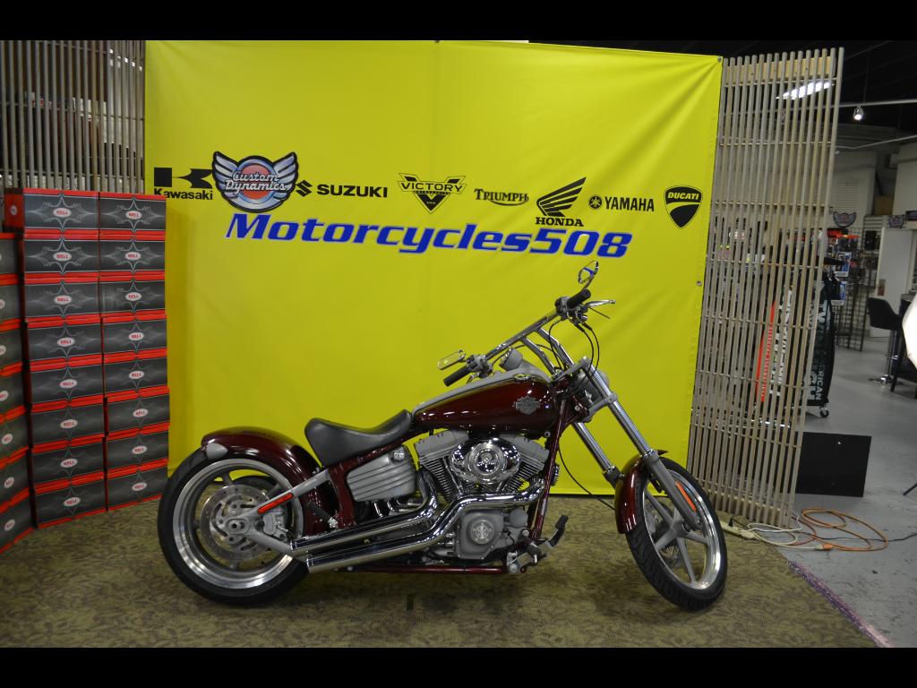 2009 Harley-Davidson Softail Rocker FXCW