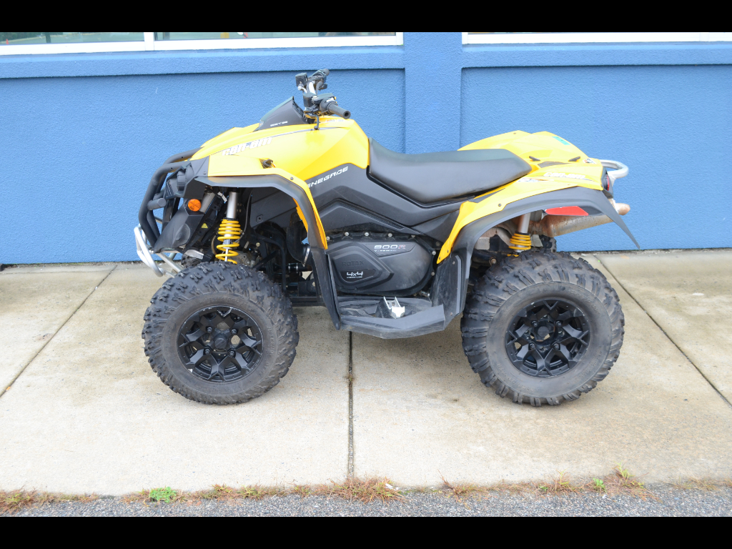 2012 Can-Am Renegade 800 R