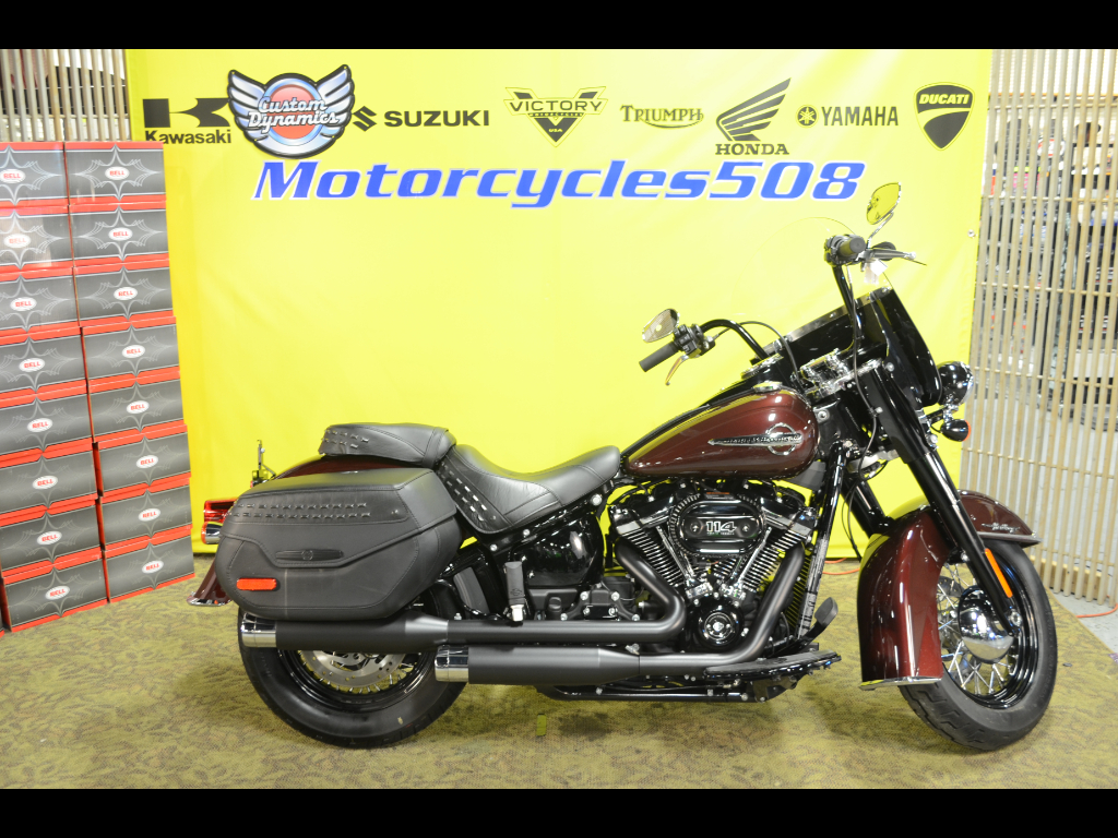 2018 Harley-Davidson Heritage Softail Classic 114 FLHCS