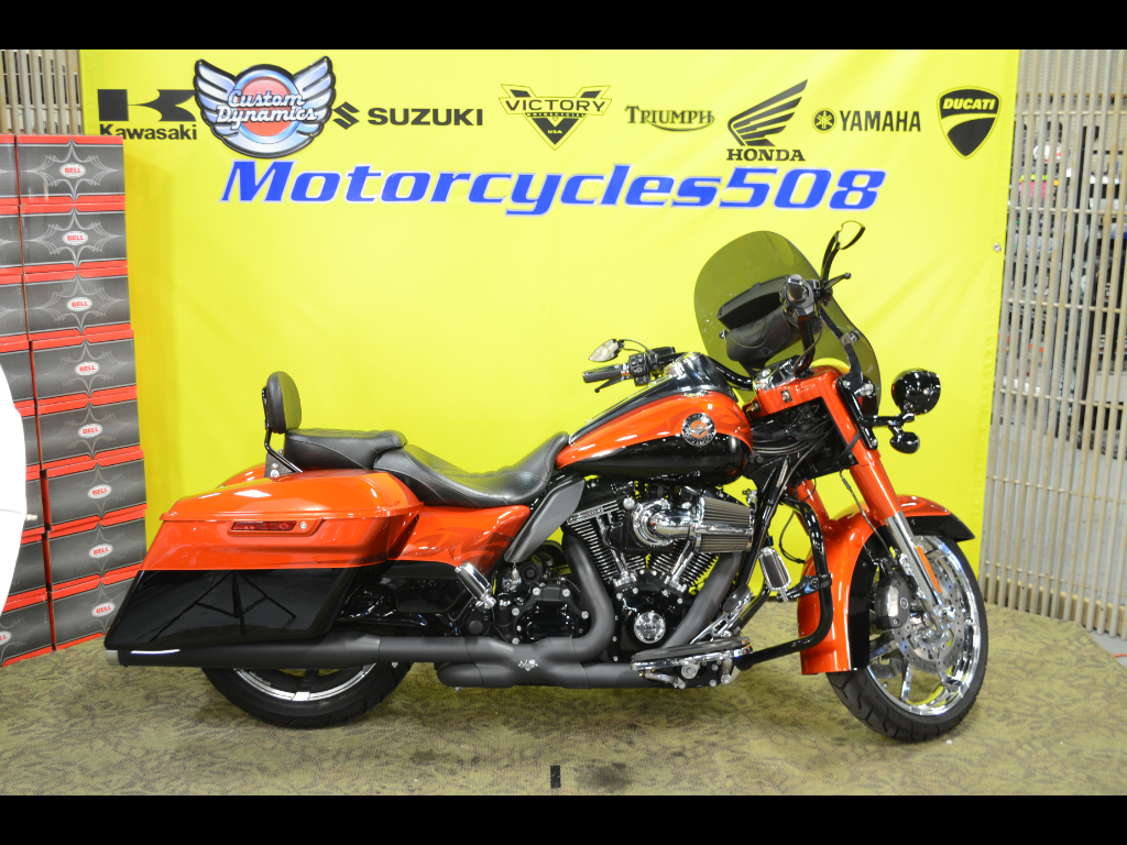 2014 Harley-Davidson Road King CVO Screaming Eagle FLHRSE