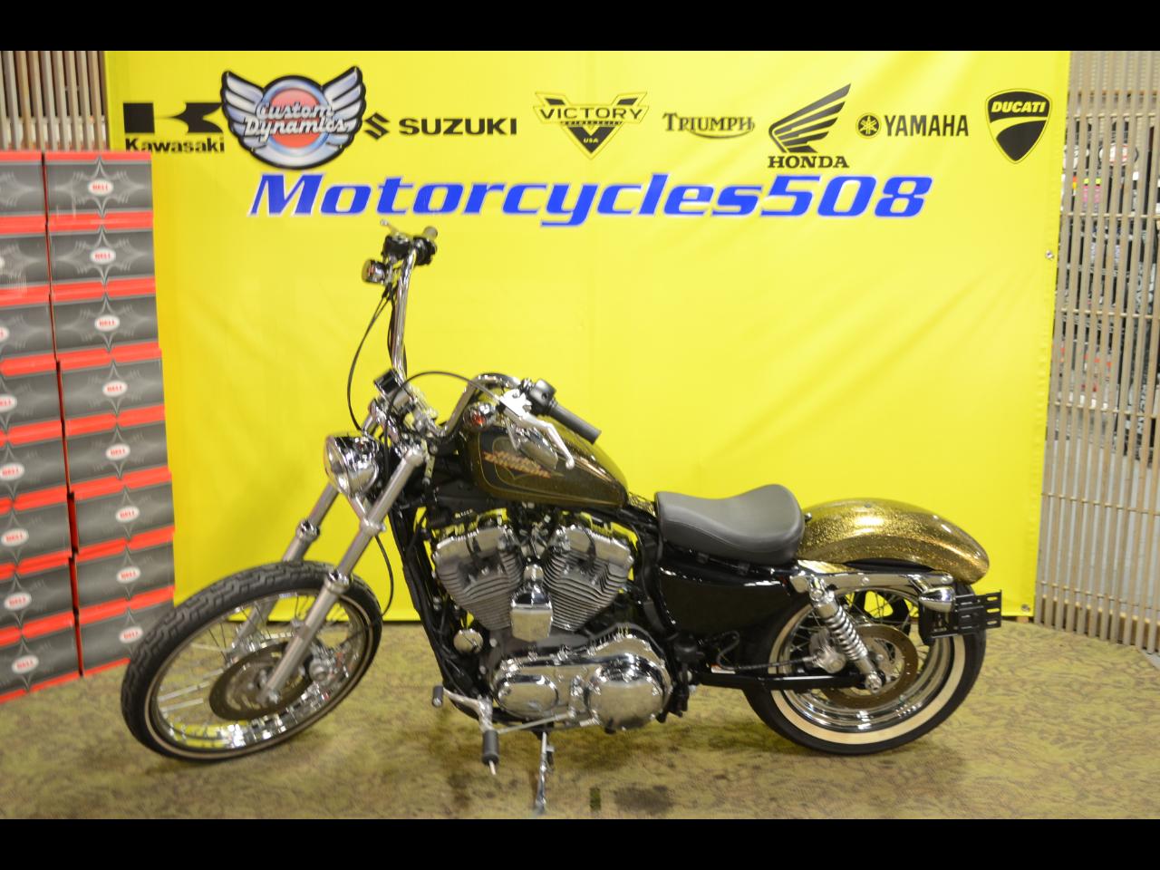 2013 Harley-Davidson Sportster Seventy Two XL1200V